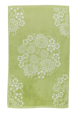 Oriental Circle Jacquard Towels