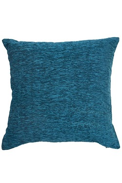 Plain Chenille Filled Cushion