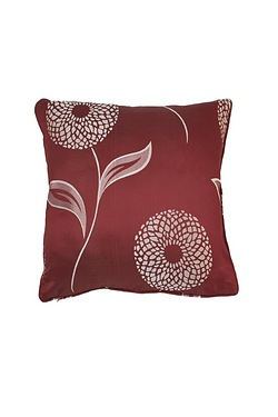 Vanessa Floral Jacquard Cushion Cover