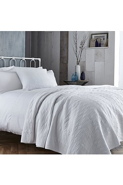 Bianca Printed Cotton Soft Bedspread