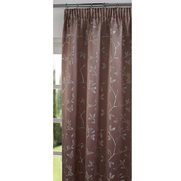 Butterfly Trail Lined Curtains Incl...