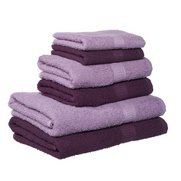 Super soft towels and great value accessories in stylish colours to suit every bathroom.