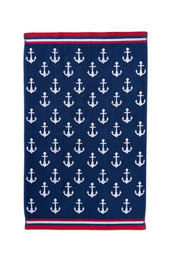 Nautical Anchor Towels