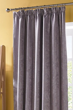 Luxury Woven Blackout Curtains