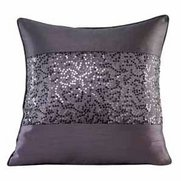 Sequin Cushion Cover