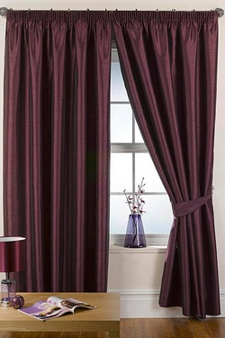Ravello Tape Top Curtain
