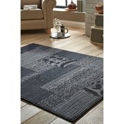 Patch Block Rug