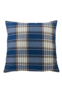 Carlyle Check Filled Cushion