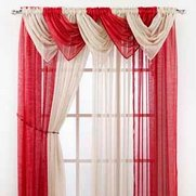 Casablanca Pair Of Glitter Voile Pa...