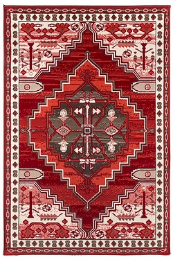 Peking Central Medallion Rug