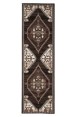 Peking Central Medallion Runner