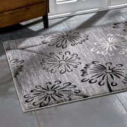 Dandelion Carved Rug