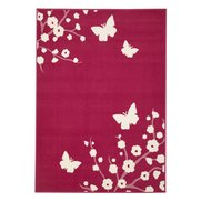 Butterfly Rug 160x230