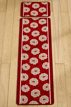 Poppy Runner With FREE Doormat