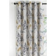 Sycamore Cotton Curtains