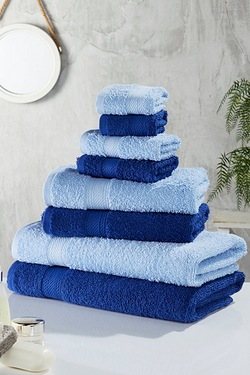 Kingsley Duo 8-Piece Towel Bale