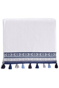 Boho Tassel Towels