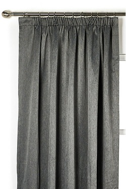 Sateen Tape Top Blackout Curtains