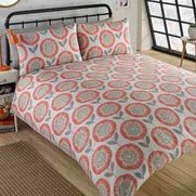 Retro Flower Power Duvet Set