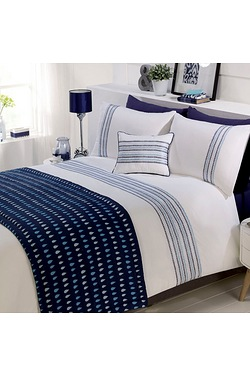 Raindrops Duvet Set