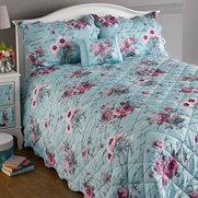Daisy Bouquet Bedspread With FREE P...
