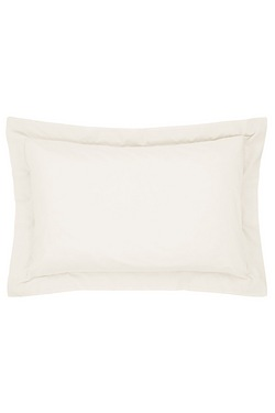 Catherine Lansfield Percale Oxford Pillowcase