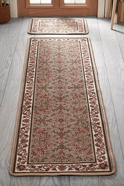 Traditional Runner With FREE Doormat