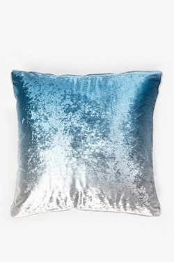 Ombre Velvet Cushion Cover