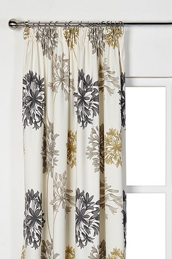 Laurabeth Pencil Pleat Curtains