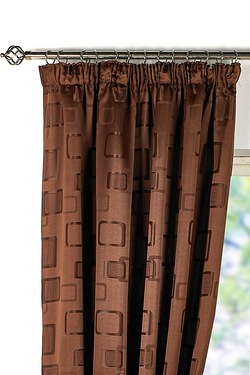 Murano Pencil Pleat Curtains