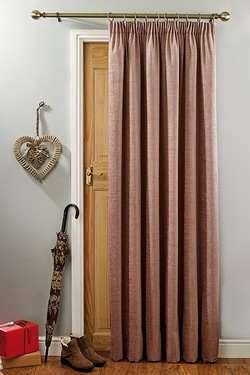 Chenille Door Curtain