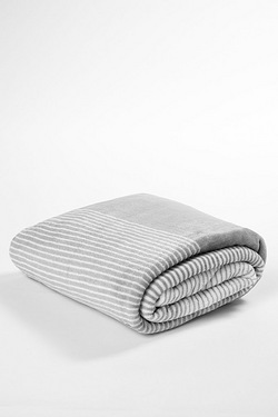 Milange Stripe Throw