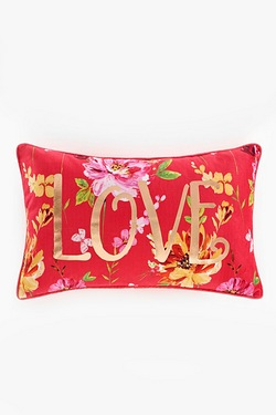 Summertime Boudoir Filled Cushion