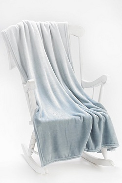 Ombre Fleece Throw