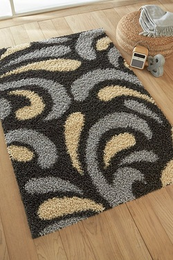 Feather Shaggy Rug