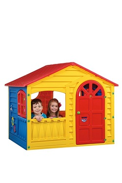 Multi-Coloured Playhouse