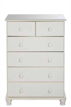Richmond Tall 2 + 4 Drawer Chest