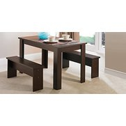 Chicago Bench Dining Set