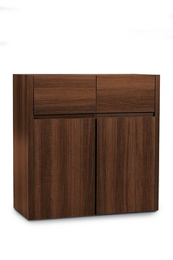 Cleveland Sideboard - Walnut Effect