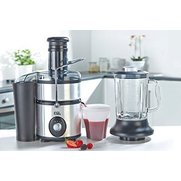 EGL 2-in-1 Stainless Steel Juicer A...