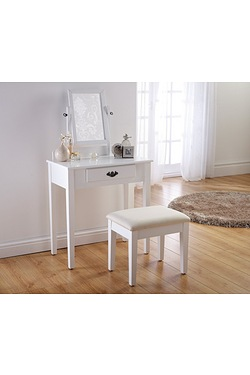Shaker Dressing Table & Stool