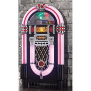 itek Jukebox Station CD Player With...