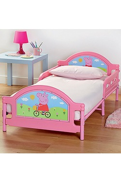Character Junior Bed - Peppa Pig Tulip