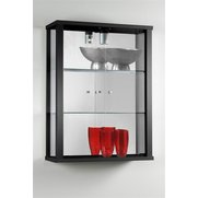 Wall-Mounted Display Cabinet