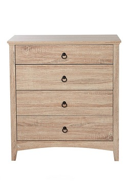 Idaho 4 Drawer Chest