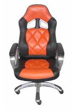 Memphis Leather Match Office Chair