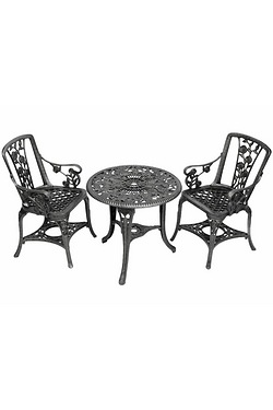 Rose Armchair Patio Set