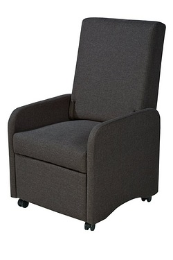 Fabric Folding Recliner Chair
