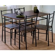 5-Piece Rectangular Dining Set