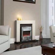 Warmlite Lincoln Fireplace Suite
